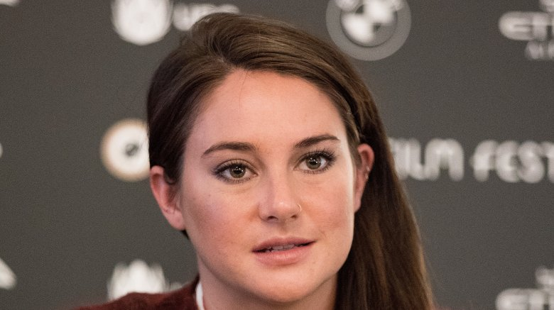 Shailene Woodley says she was strip searched after Dakota pipeline arrest