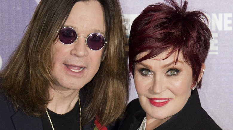 Ozzy And Sharon Osbourne: Rock's Royal Couple Celebrate 35 Years Of Marriage