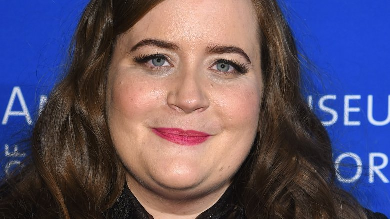 'SNL' Star Aidy Bryant Is a Married Woman: See the Pic!