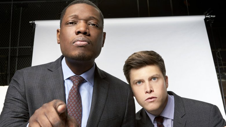 Saturday Night Live's Colin Jost and Michael Che to host Emmy Awards