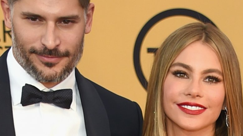 Sofía Vergara's Emmys Date Is Smoking Hot-and Isn't Her Husband Joe