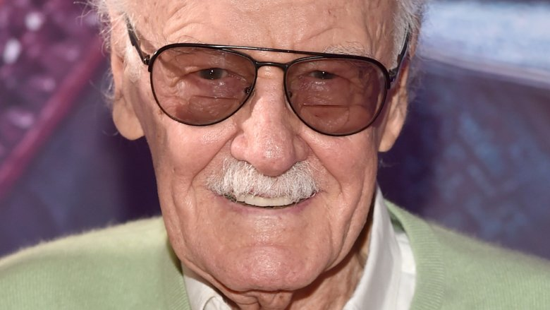 Stan Lee Is Battling Pneumonia, Updates Fans on His Health