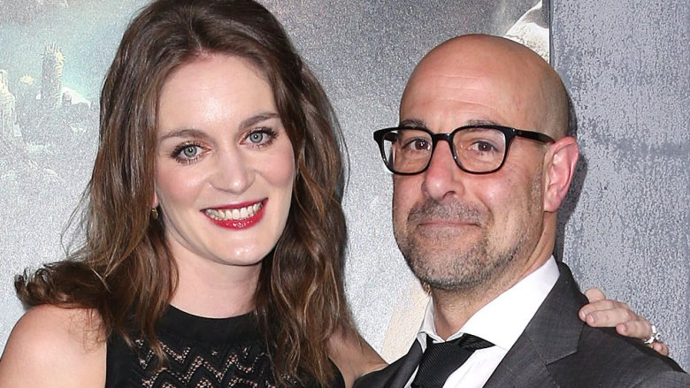 Stanley Tucci and Felicity Blunt Have Baby No