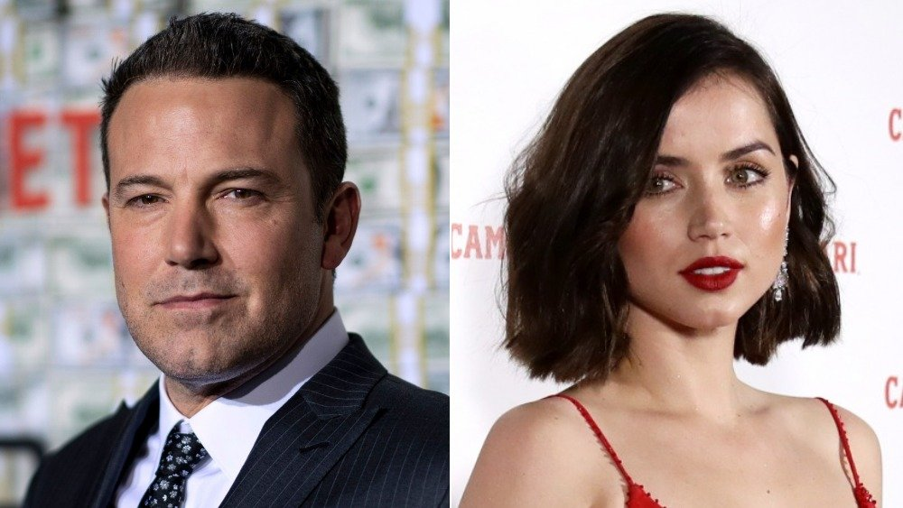 Ben Affleck and Ana de Armas make their romance Instagram official