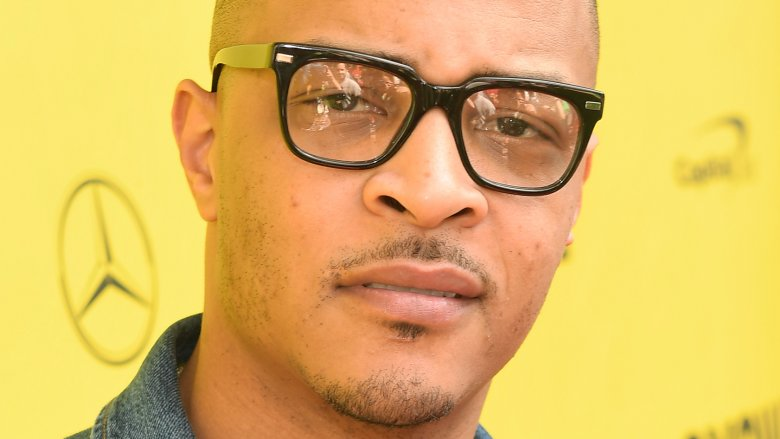 TI Arrested Because a Security Guard Didn't Recognize Him