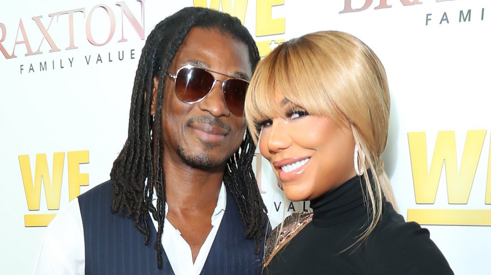 Tamar Braxton denies abuse claims from ex David Adefeso
