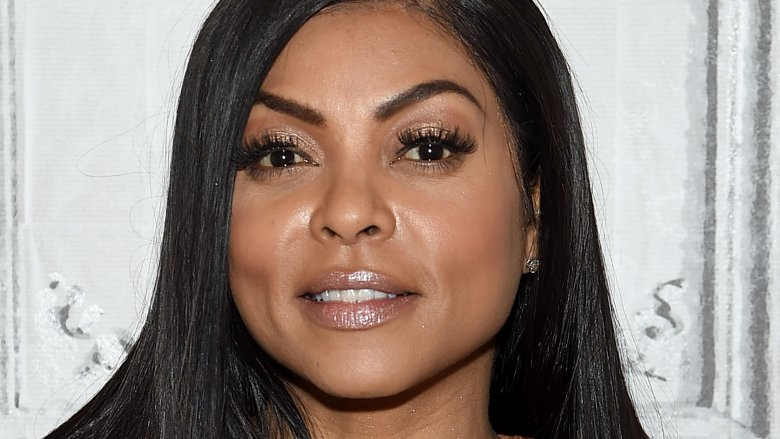 It's a Mother's Day engagement for Taraji P. Henson