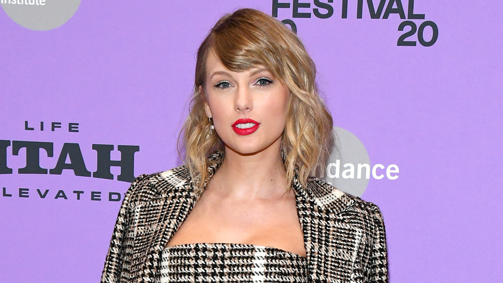 Taylor Swift opens up about relationship with Joe Alwyn