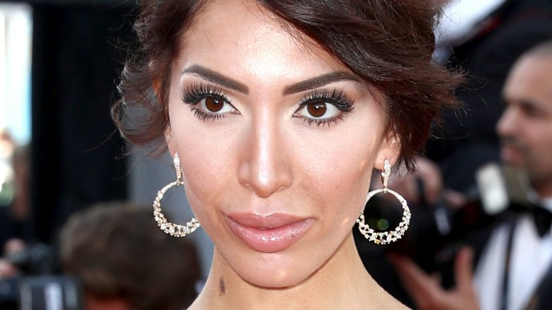 After arrest, Farrah Abraham insists there's more to the story