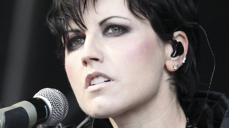Laying Dolores O'Riordan to rest