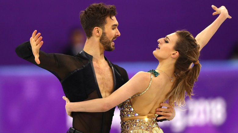 Guillaume Cizeron and Gabriella Papadakis