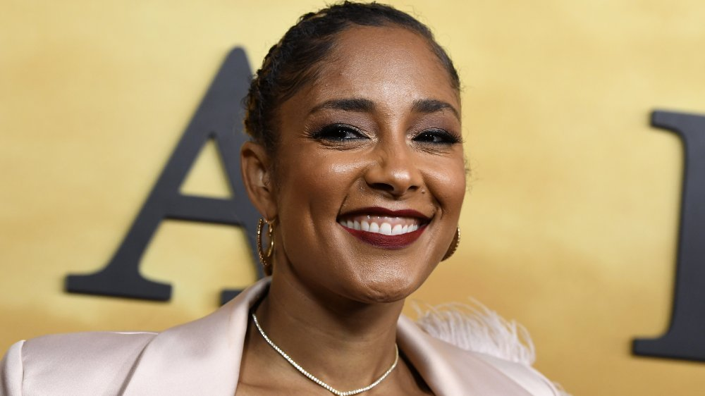 Amanda Seales Leaves The Real
