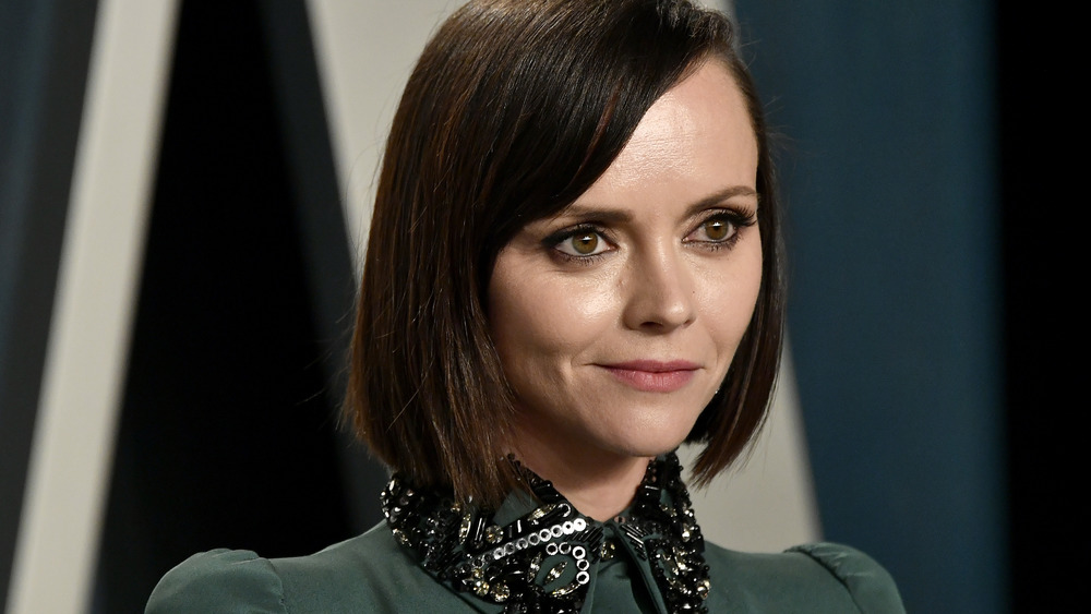 Christina Ricci granted restraining order against estranged husband