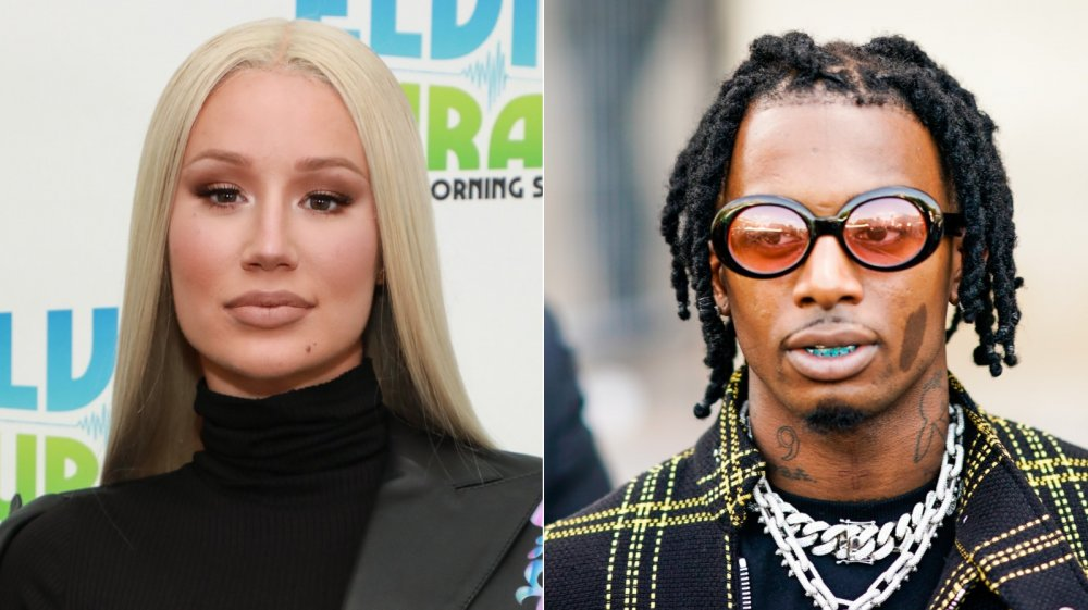 Iggy Azalea splits from Playboi Carti