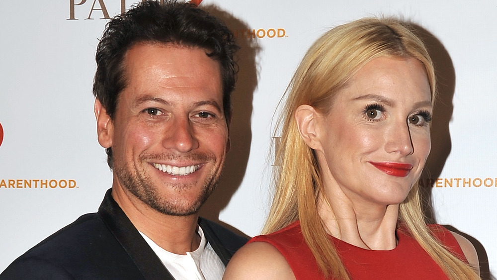 Ioan Gruffudd leaving wife Alice Evans as he 'no longer loves her'