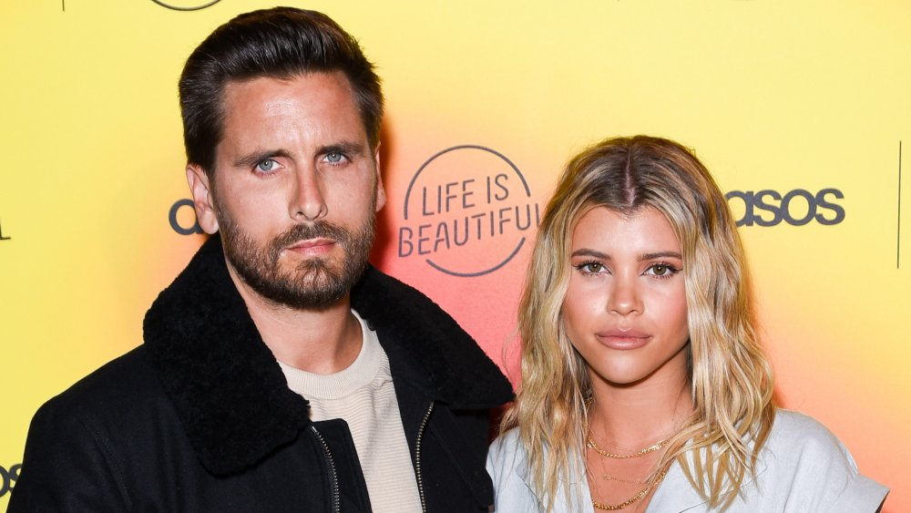 Sofia Richie and Scott Disick split up after three years together