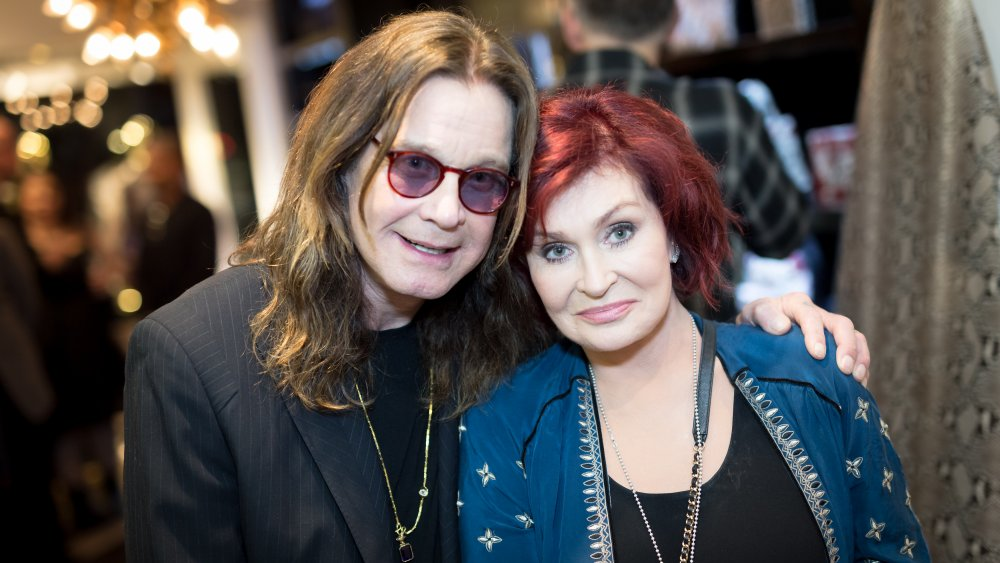 Someone Maxed Out Ozzy and Sharon Osbourne's Credit Cards