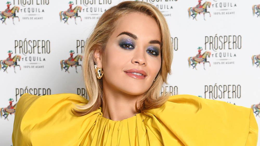 Rita Ora breaks all rules to celebrate illegal birthday party