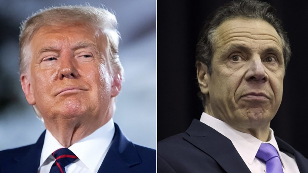 War of words continues between Gov. Cuomo and President Trump