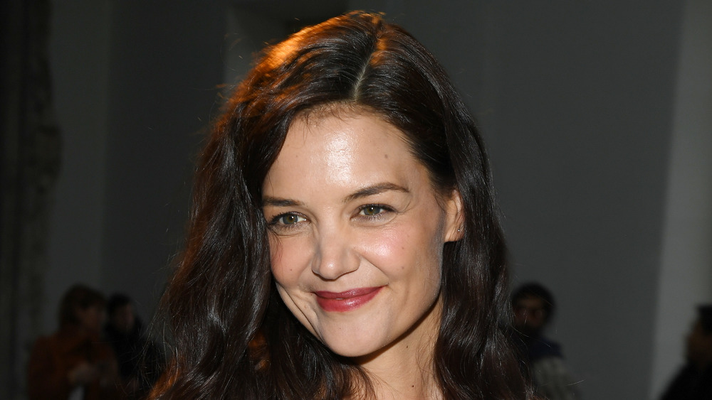 Katie Holmes makes her relationship with Chef Vitolo Instagram official