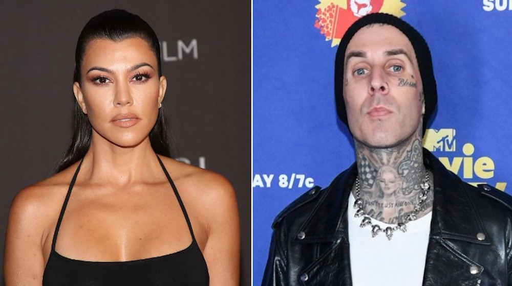 Did Kourtney Kardashian and Travis Barker hint of romance with new pictures?