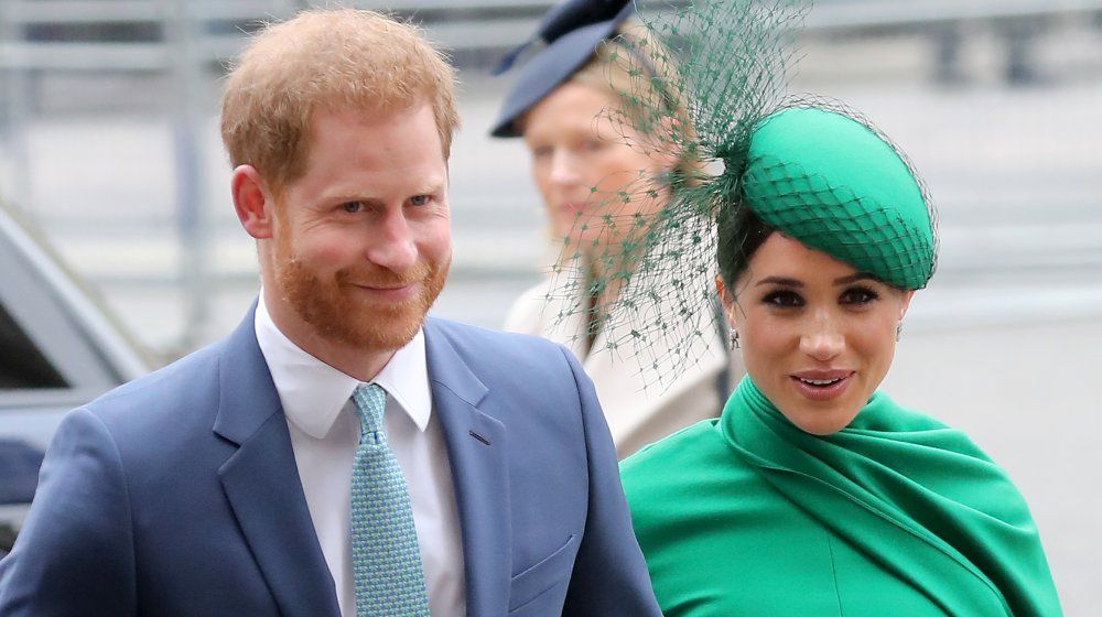 Prince Harry, Meghan Markle Sign Production Deal With Netflix