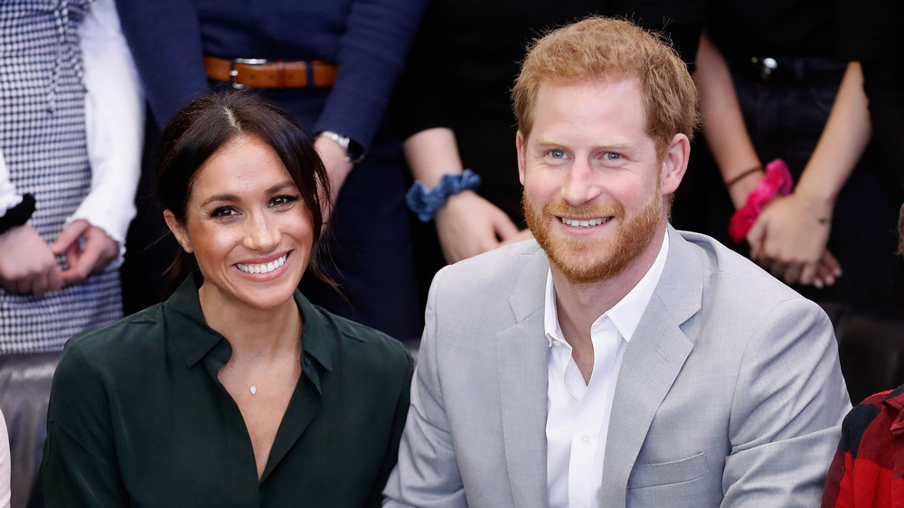 Spotify signs exclusive podcast deal with Prince Harry and Meghan Markle