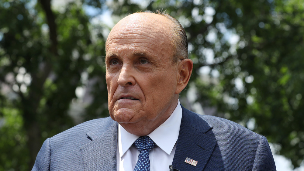 Michigan House cancels voting session after Rudy Giuliani positive coronavirus test