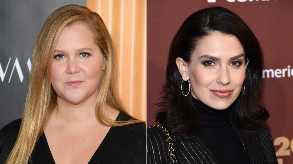 Details The Amy Schumer And Hilaria Baldwin Controversy