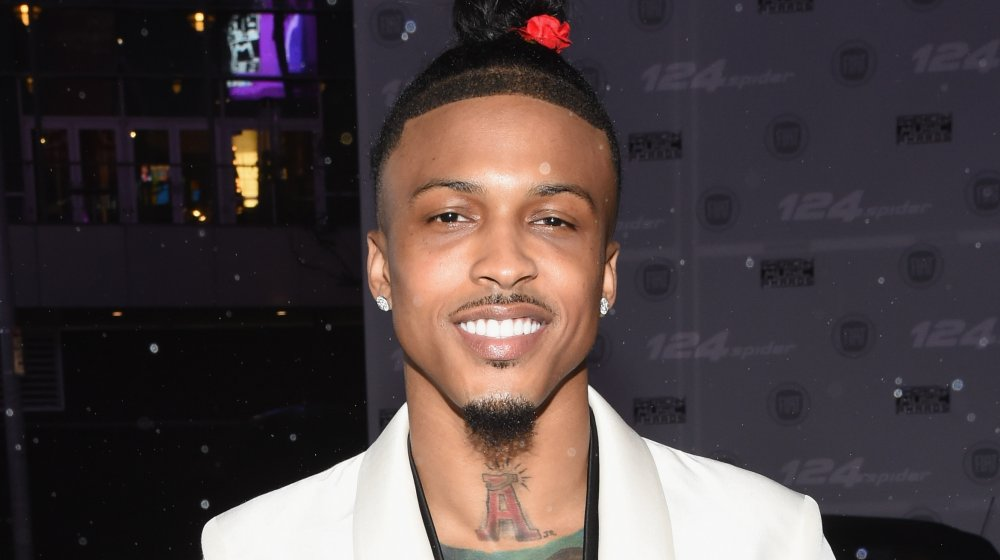 Singer August Alsina drops 'Entanglement' after Jada Pinkett-Smith affair bombshell