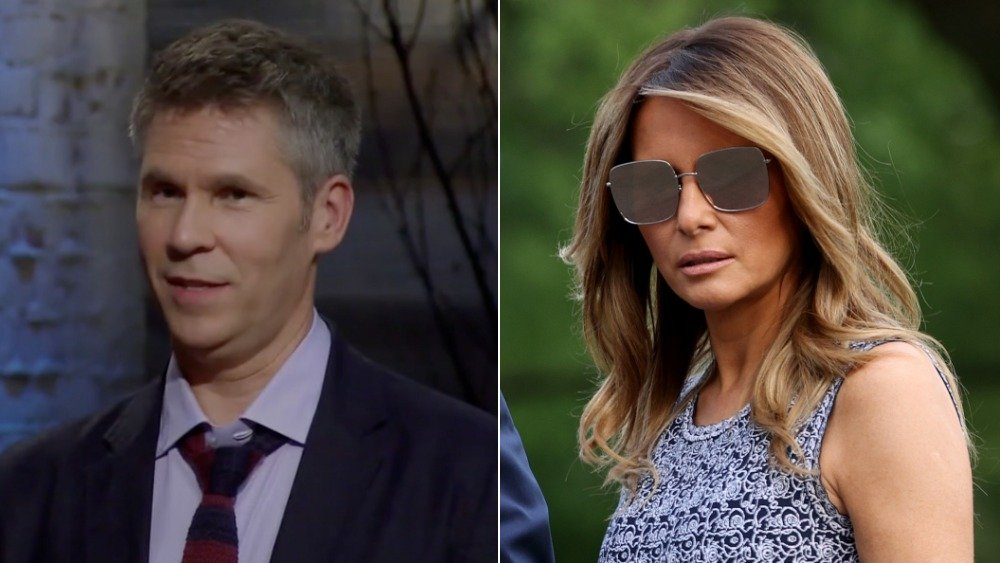 Melania Trump scolds Food Network host for 'insensitive' tweet about son Barron