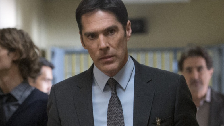 Thomas Gibson divorce filing exposed after firing