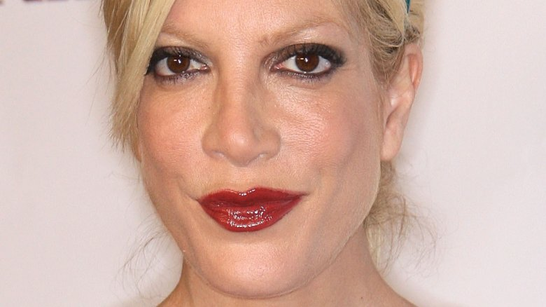 Police called to Tori Spelling's home, 911 caller reports 'mental breakdown'