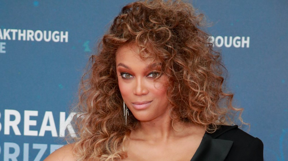 Dancing With The Stars Host Tyra Banks Explains The Elimination Mistake