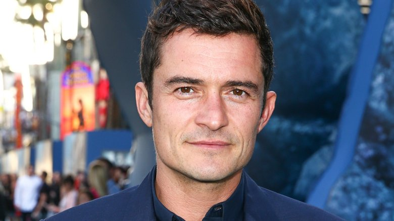 Waitress SACKED after being found naked in Orlando Bloom's bedroom