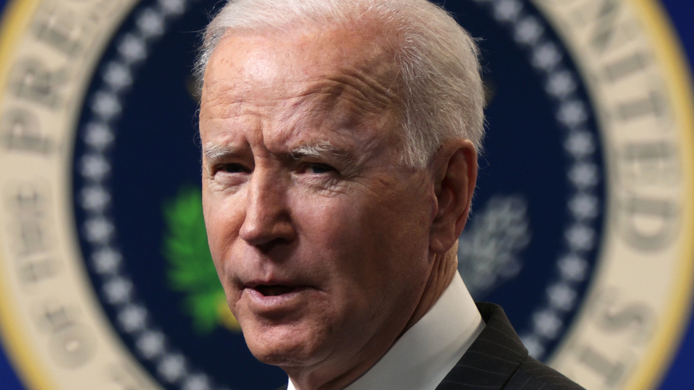 China will face repercussions for human rights abuses, says Joe Biden
