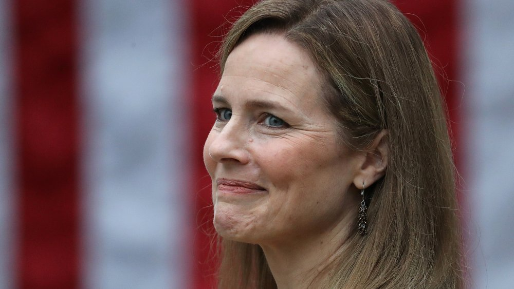 Trump selects Amy Coney Barrett for the Supreme Court