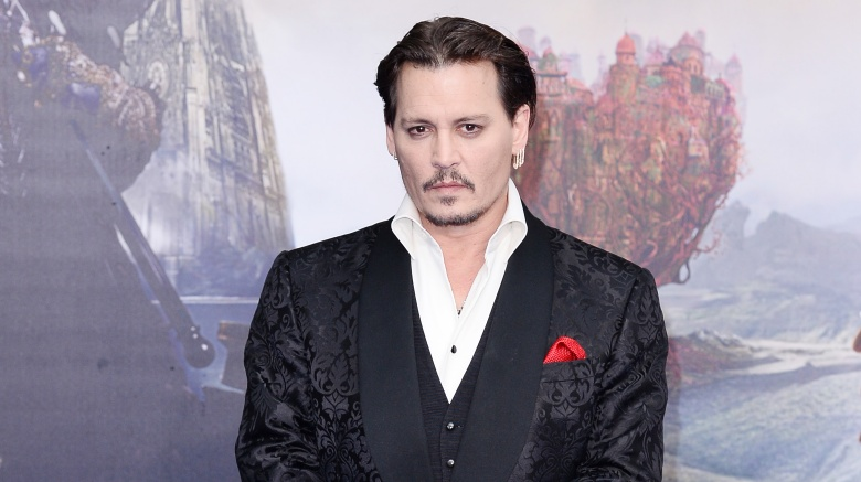 Johnny Depp Allegedly 'Attacked' Crew Member on the Set of 'Labyrinth'