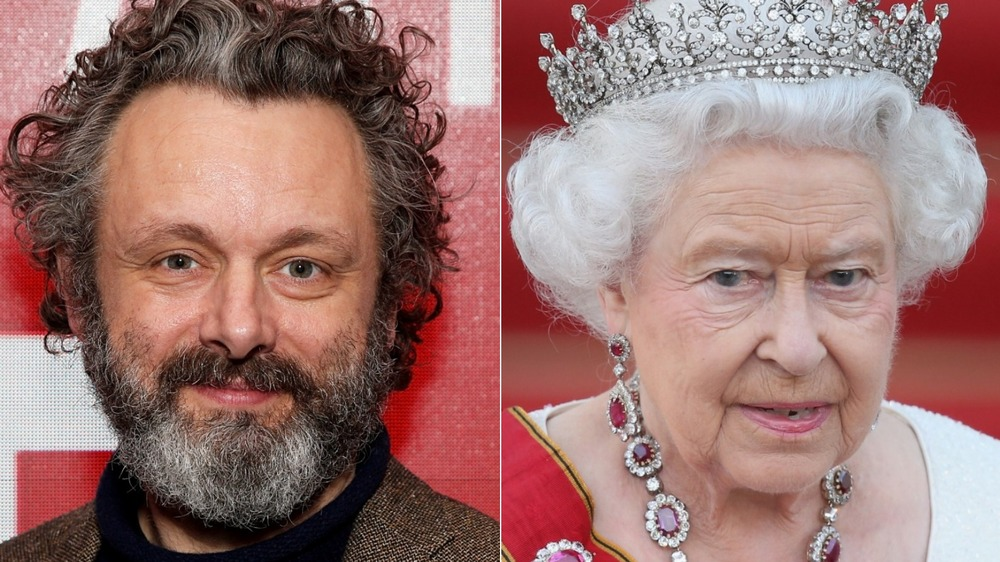 The Queen actor Michael Sheen reveals why he returned OBE honour