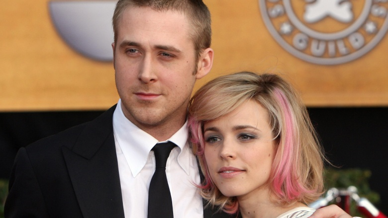 is ryan gosling and rachel mcadams dating