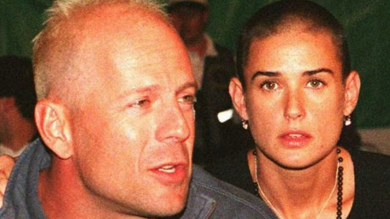 The Reason Bruce Willis And Demi Moore Divorced
