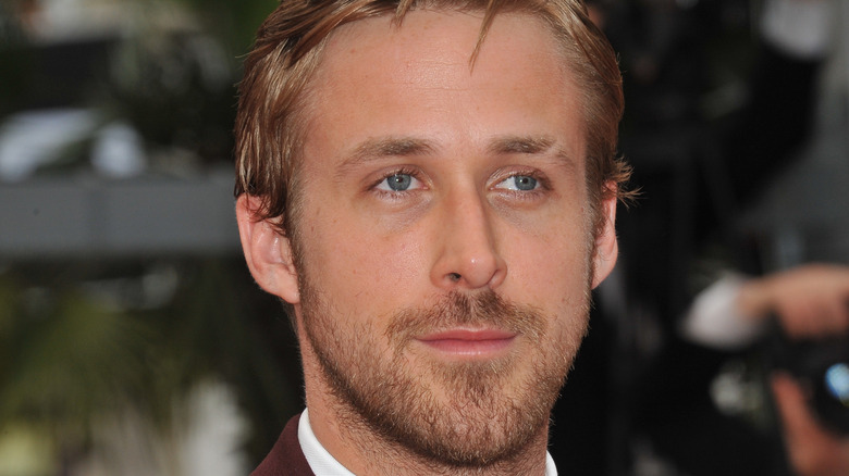 Ryan Gosling at an event