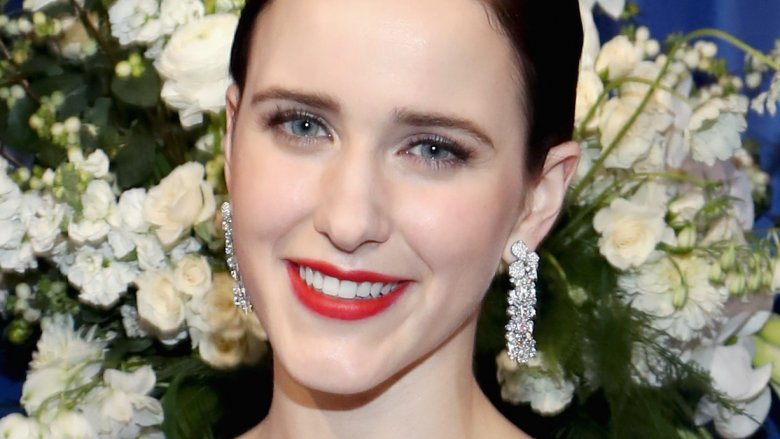 Rachel Brosnahan at the 2018 Emmys