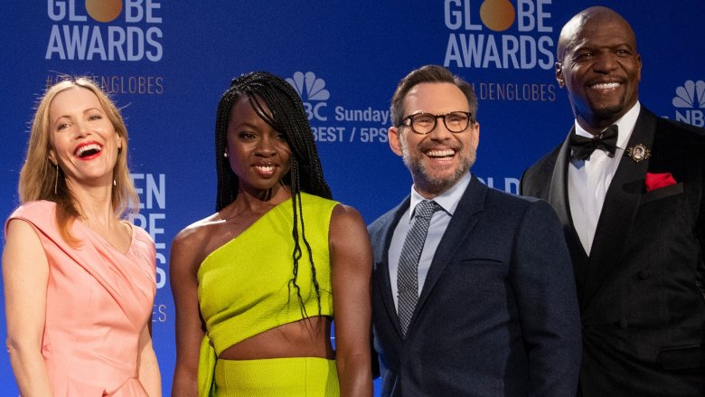 Terry Crews, Danai Gurira, Leslie Mann, and Christian Slater