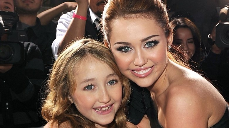 7 Reasons We Never Hear About Miley Cyrus Little