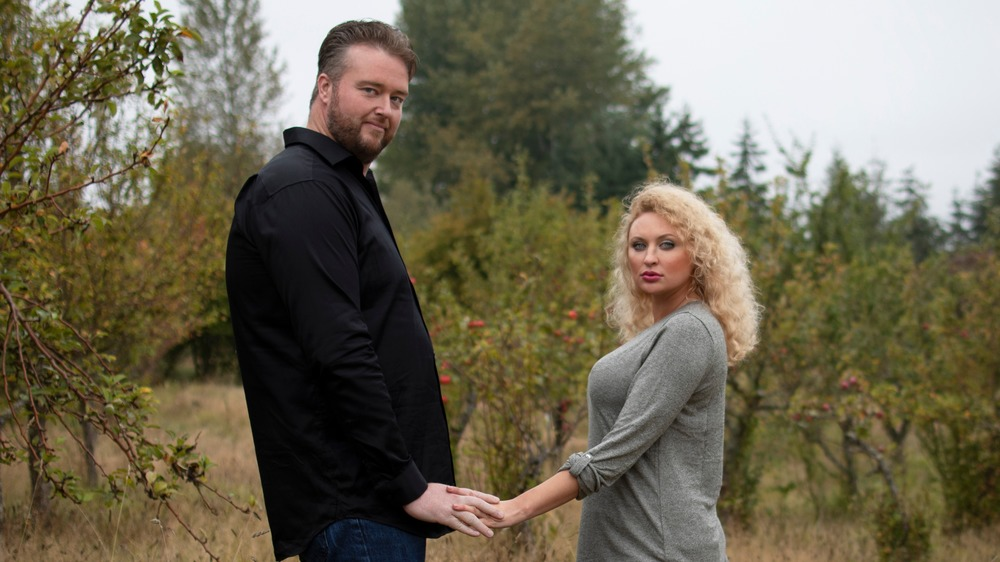Mike Youngquist and Natalie Mordovtseva on 90 Day Fiance