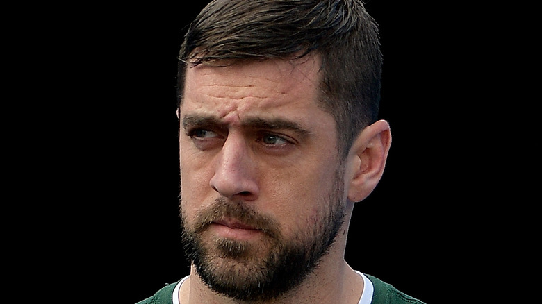 Aaron Rodgers stern