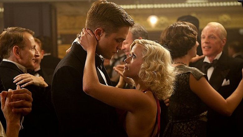 Robert Pattinson, Reese Witherspoon in Water for Elephants