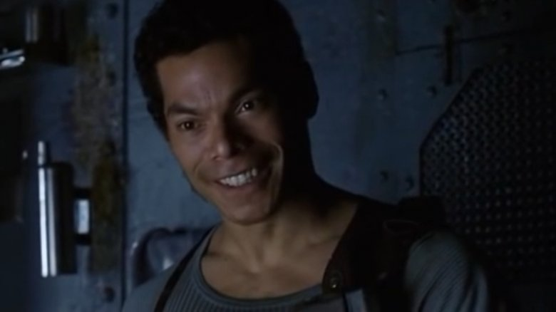 Marcus Chong in the Matrix