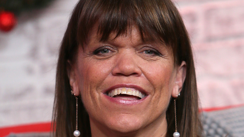 Amy Roloff smile